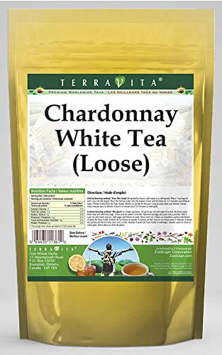 Chardonnay White Tea (Loose) (8 oz, ZIN: 545195) - 3 Pack