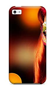Special JessicaBMcrae Skin Case Cover For Iphone 5c, Popular Women Redheads Phone Case