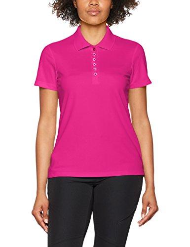 Hot lli Campagnolo CMP Shirt Polo F Maglietta Rosa T4q66zORW