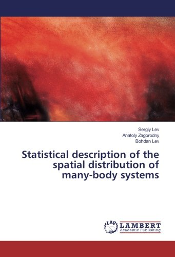 Statistical description of the spatial distribution of many-body systems