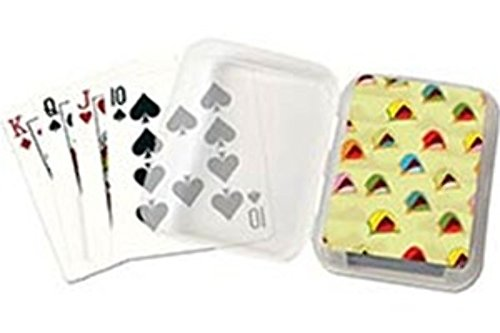 UPC 090497996702, GSI Outdoors 99670 Tents Playing Card