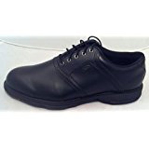 Etonic Men 's Litesゴルフシューズブラック、サイズ8、ミディアムem-6000 – 1   B00XZDQWQA