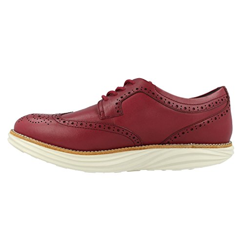 MBT Scarpe Boston 700914 Oxford 1006 Rosso W 1006 Stringate WT Donna ttqPwdr
