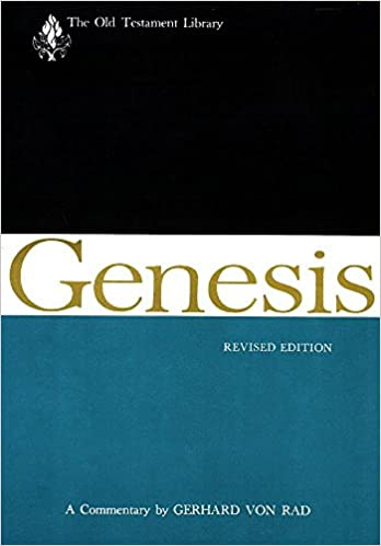 Book Genesis (Old Testament Library)