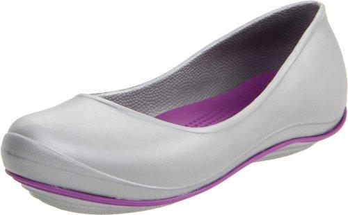 Crocs Juliaflt Chaussures femme tonifiantes Crcstn rrSUwx4