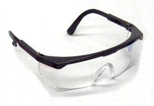 SEOH Safety Glasses BLACK Frame