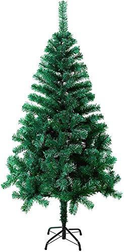 Mctech, albero di Natale artificiale, colore: verde, PVC, 210cm 1 spesavip