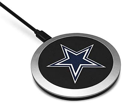 Dallas Cowboys NFL Prime Brands Group Wireless Charging Pad