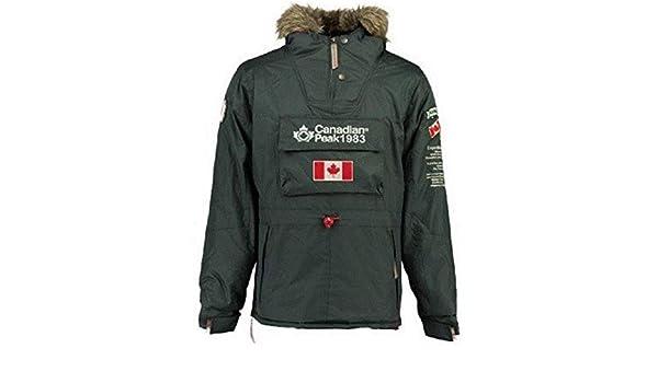 Canadian Peak Abrigo Gris Unisex NIÑO Y NIÑA 10 AÑOS: Amazon.es: Ropa y accesorios