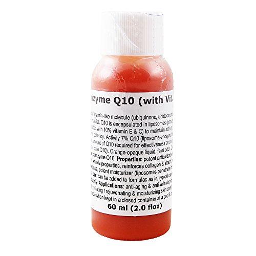 MakingCosmetics - Coenzyme Q10 (with Vit. E & C) - 2.0floz / 60ml - Cosmetic Ingredient