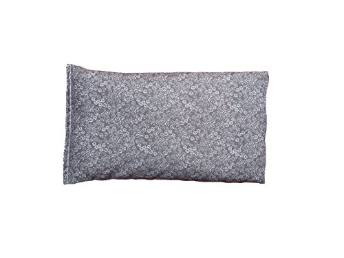 Heating Pad - Hot Therapy Relief - Organic Flaxseed - Moist Heat (Fleece/Cotton- UNSCENTED)