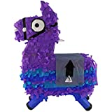 LYTIO Loot Llama Purple Pinata Perfect for Decorations, Gaming Themed Parties, Kids Birthdays, Photo Prop, Mexican Piñata Game