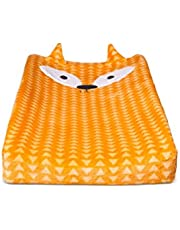 Fox Baby Changing Pad Cover