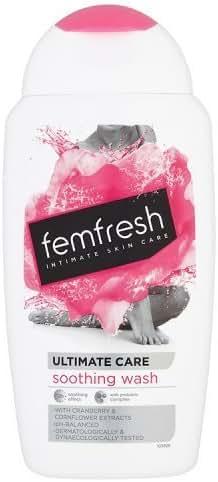 Femfresh Intimate Skincare Ultimate Care Soothing Wash, 250ml by Femfresh