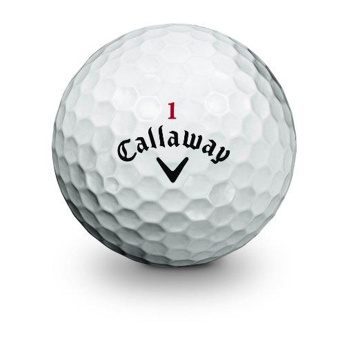 Callaway Hex Chrome Golf Ball (12 Pack), Outdoor Stuffs