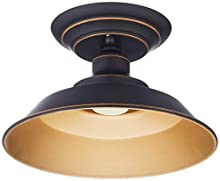 Westinghouse Lighting Iluminacion Interior, Bronce Aceitado