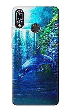 coque huawei p20 lite dauphin