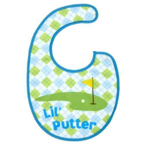 - Ganz Golf Baby Bib - Lil Putter