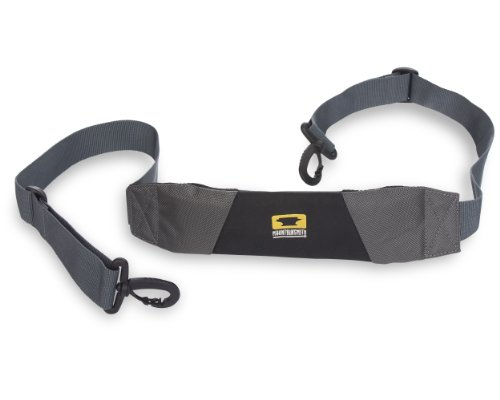 Mountainsmith Haulin' Padded Shoulder Strap, Charcoal Grey