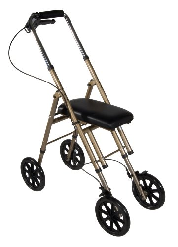 (Drive Medical Adult Knee Walker Crutch)