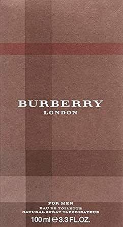 Burberry London Eau de Toilette for Men, 100ml