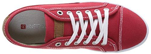 Clearblue Hobbol Cadet - Zapatillas de Deporte Niños Rojo