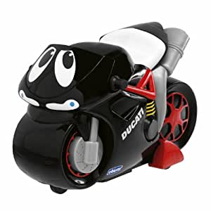 Chicco - 00000388200000 - Turbo Touch - Ducati Negro