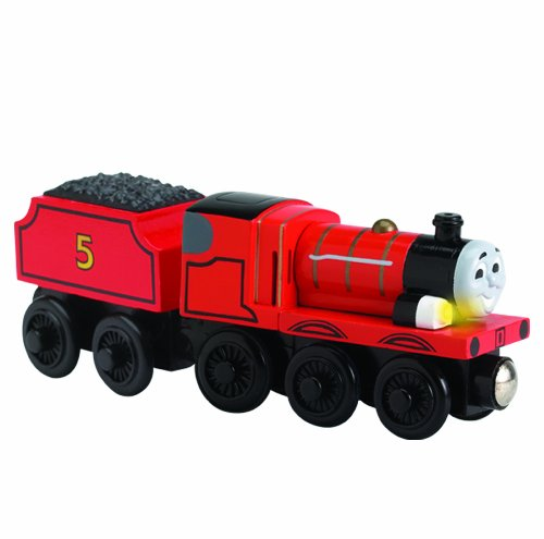 Thomas And Friends Wooden Railway - Talking James