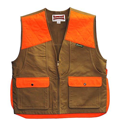 Vest Shooting Cloth (Gamehide Upland Vest, X-Large)