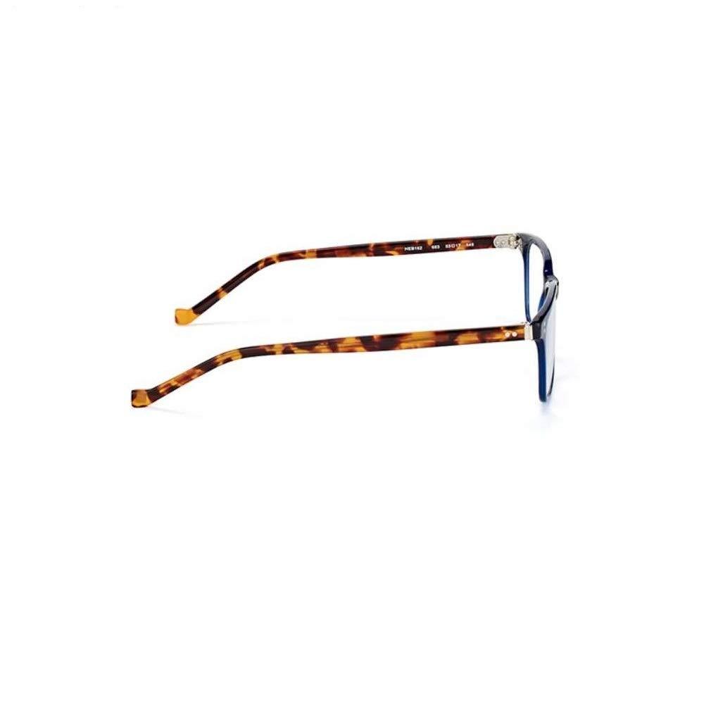 Hackett London Eyeglasses HEB182 683 Navy 53-17 Mens