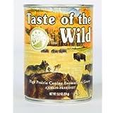 Taste Of The Wild High Prairie Can Dog Food Case, My Pet Supplies