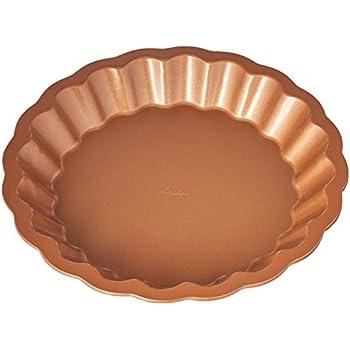 Amazon Com Wilton Decorative Crust Pie Pan Kitchen Amp Dining
