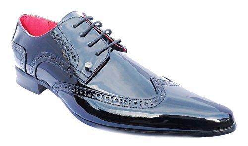 Hommes Garçons Rossellini Chaussures Habillé Décontracté Mariage Chaussures Richelieu