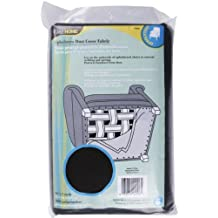Dritz 44296 Dust Cover Upholstery Fabric, Charcoal, 36-Inch by 5-Yard