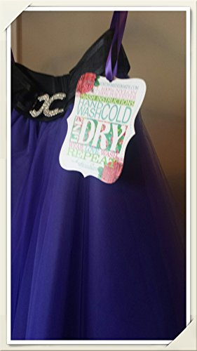 Women's Purple Tulle Skirt by Jim & Dots Country store