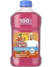 Mr. Clean M. Net Multi Surface All Purpose Liquid Cleaner With Febreze Freshness, Hawaiian Aloha, 1.33 L