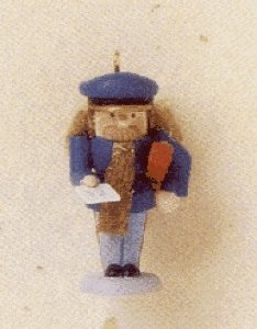 Hallmark Nutcracker Guild Miniature 2nd in Series 1995 Ornament ()