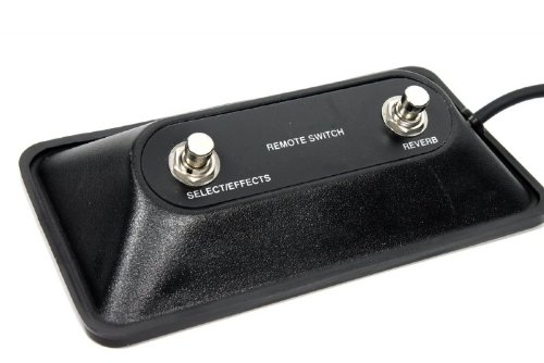 OSP 2 Button Stereo Footswitch Select/Effects by OSP