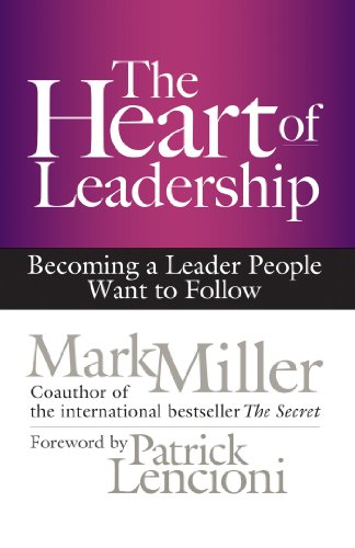 (The Heart of Leadership: Becoming a Leader People Want to Follow)