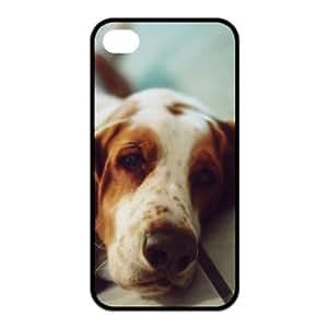FEEL.Q- Unique Custom TPU Rubber iPhone 6 plus 5.5 Case Cover - Cute Dog