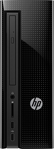 2018 Newest Flagship HP Slimline 270 Premium High Performance Business Desktop (Intel Quad-Core i7-7700T 2.9GHz, 8GB RAM, 500GB SSD, Intel HD 630, DVDRW, HDMI, WLAN, Bluetooth, USB 3.0, Windows 10) by HP