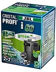 JBL CristalProf i60 greenline 6097100, energooszczędny filtr wewnętrzny do akwariów o pojemności 40-80 l