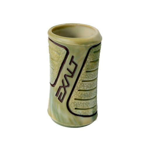 Exalt Paintball Universal Regulator Grip Cover - Camo/Brown