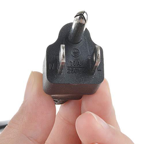 Accessory USA Power Cord Cable for Blackmagic Design Web Presenter SDI HDMI Web Stream Device by Accessory USA (Image #2)