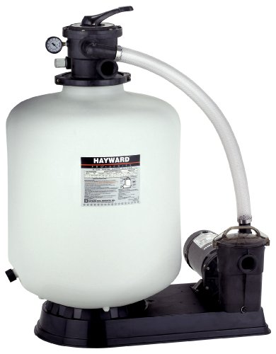 - Hayward S230T93S ProSeries 23-Inch 1.5 HP Sand Filter System