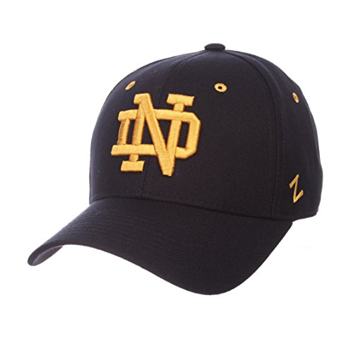 カビキャップ和解するNotre Dame Fighting Irish Official NCAA DH 7 3/8 Hat Cap by Zephyr 527825