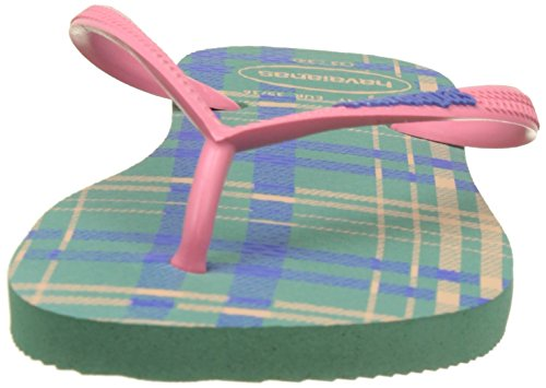 6616 Infradito Havaianas Retro Donna Tea Slim Verde green wFwP0Sq
