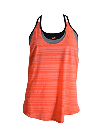 Women's Built in Sports Bra Tank Top, Activewear for Wome...