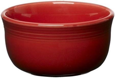 Scarlet Red Fiestaware Gusto Bowl 23oz