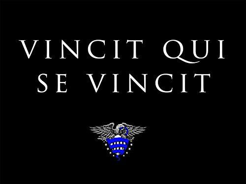Police Motivation Poster Latin Phrase Self Discipline Quote